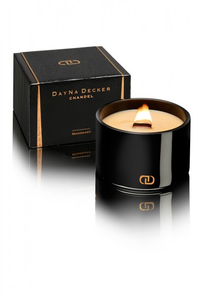 Couture Candle Mahogany